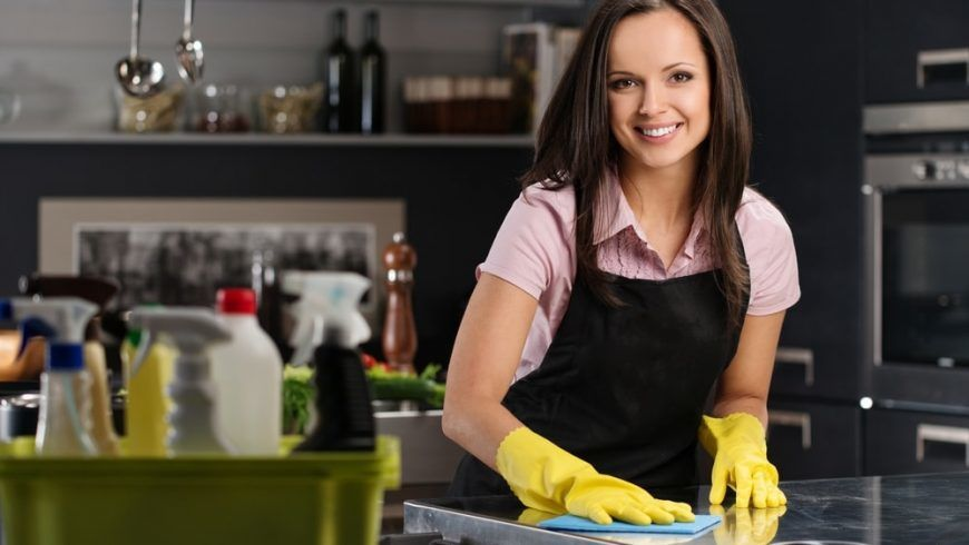History of Housecleaning and Maid Services