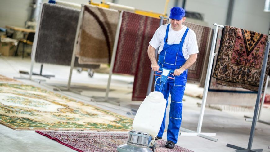 How To Clean an Area Rug – Carpet Cleaning Experts