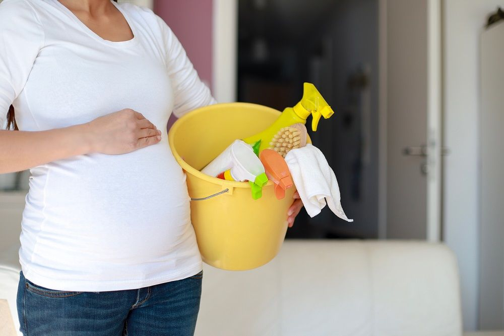 Tips for House Cleaning During Pregnancy