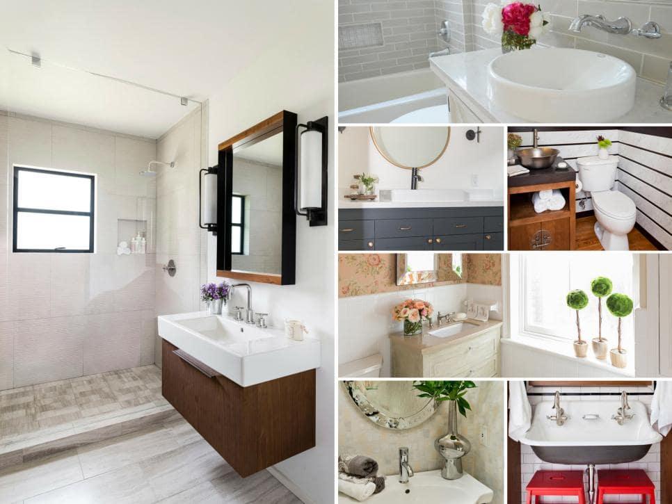 Redecorate Bathroom