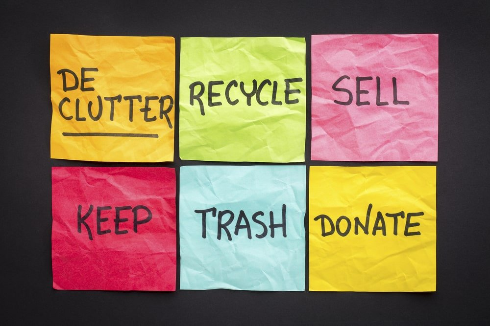 20 Tips to Declutter Your Home: Best Organization Ideas