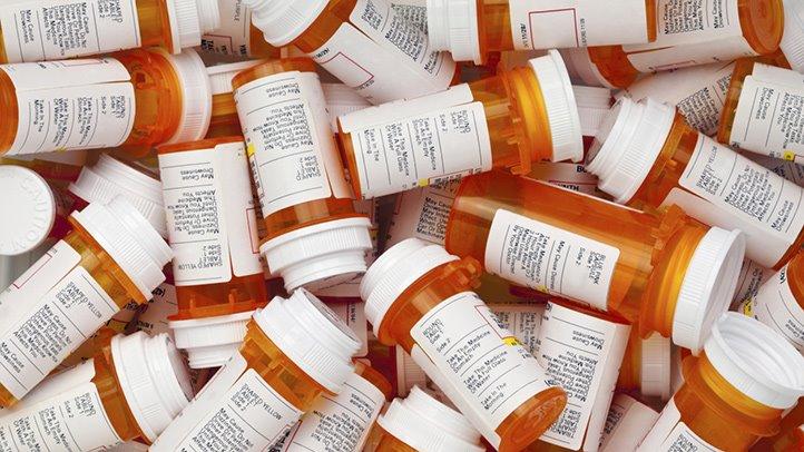 Safe Old Prescription Drug Disposal