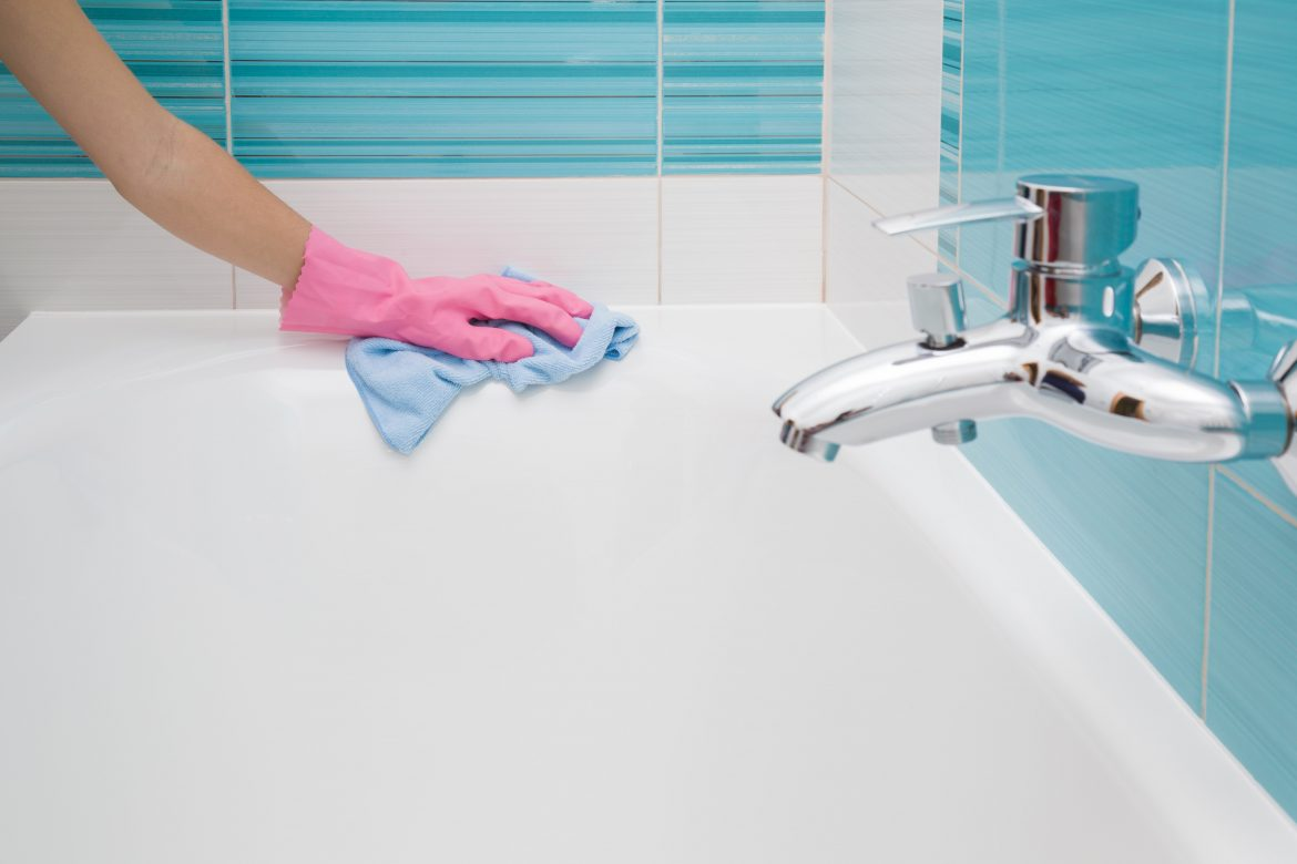How to Deep-Clean Your Bathroom in 6 Steps