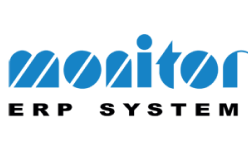 Monitor ERP logo