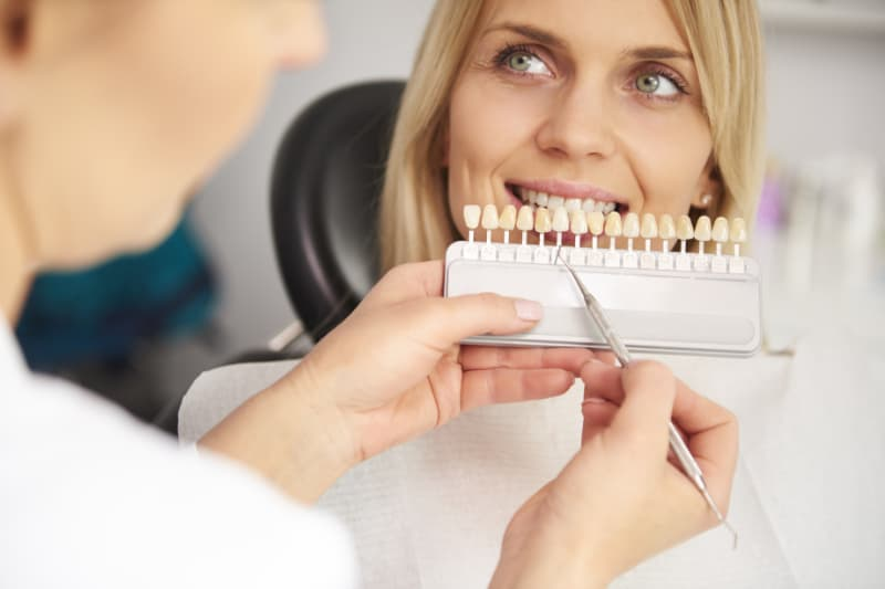 Office Teeth Whitening In Vista California