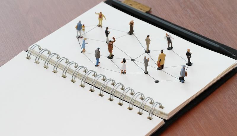 Les 5 clés pour réseauter intelligent