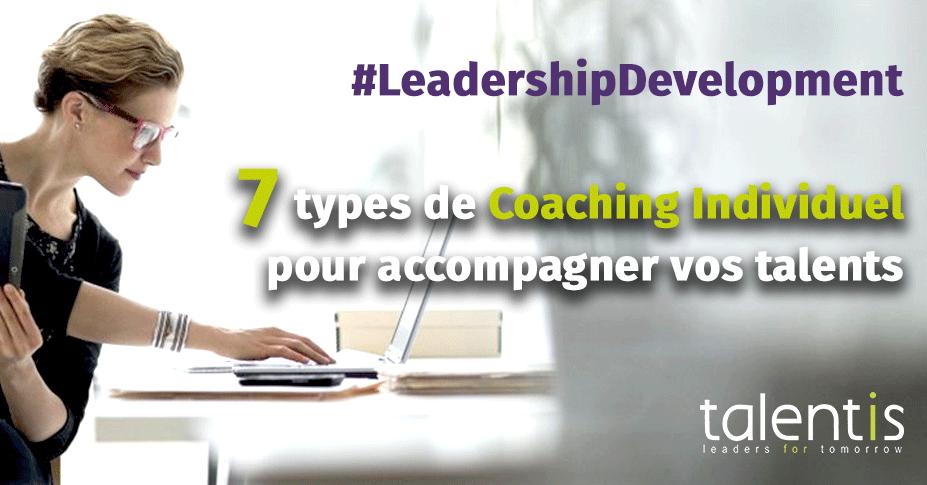 Quel type de coaching professionnel choisir pour accompagner vos talents ?