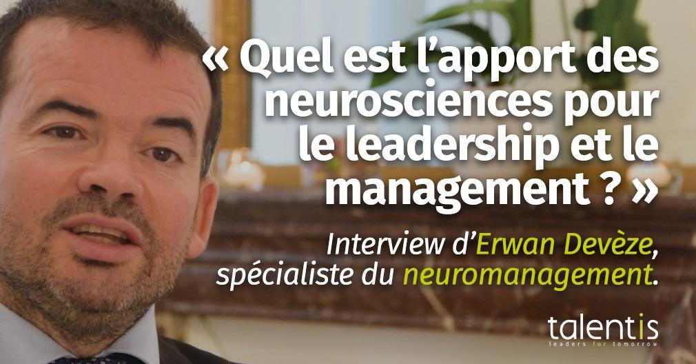 Quel est l'apport des neurosciences pour le leadership et le management ?