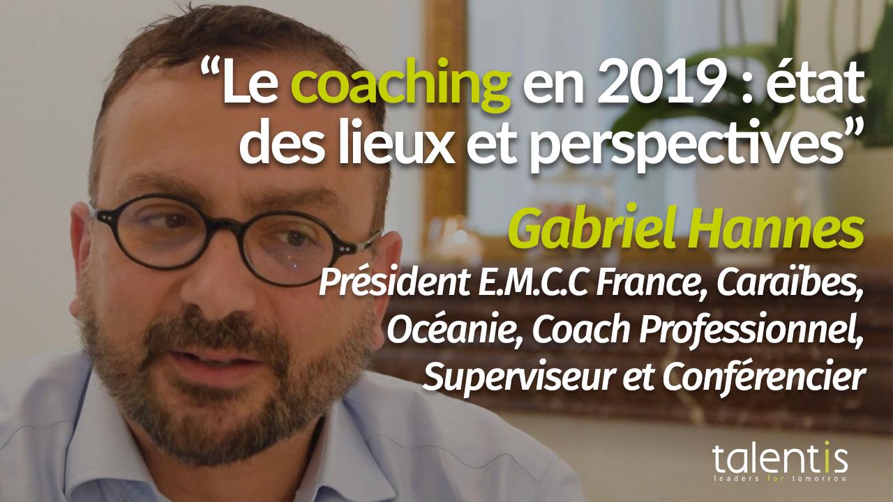 Le coaching en 2019 : état des lieux et perspectives