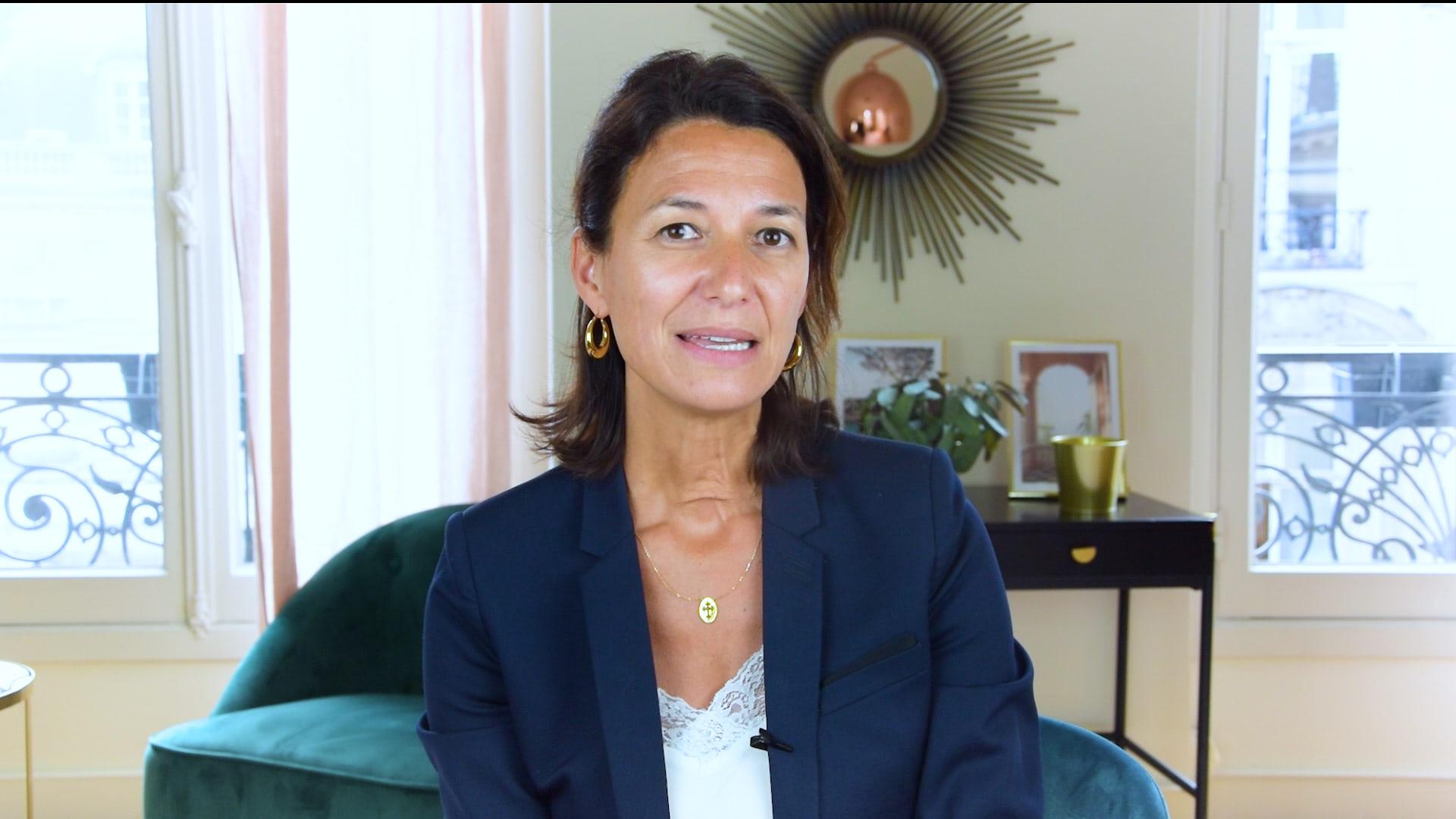 Marylyne Declercq Coach Talentis