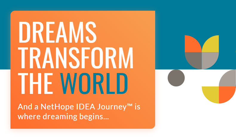 NetHope: IDEA Journeys and digital transformation image