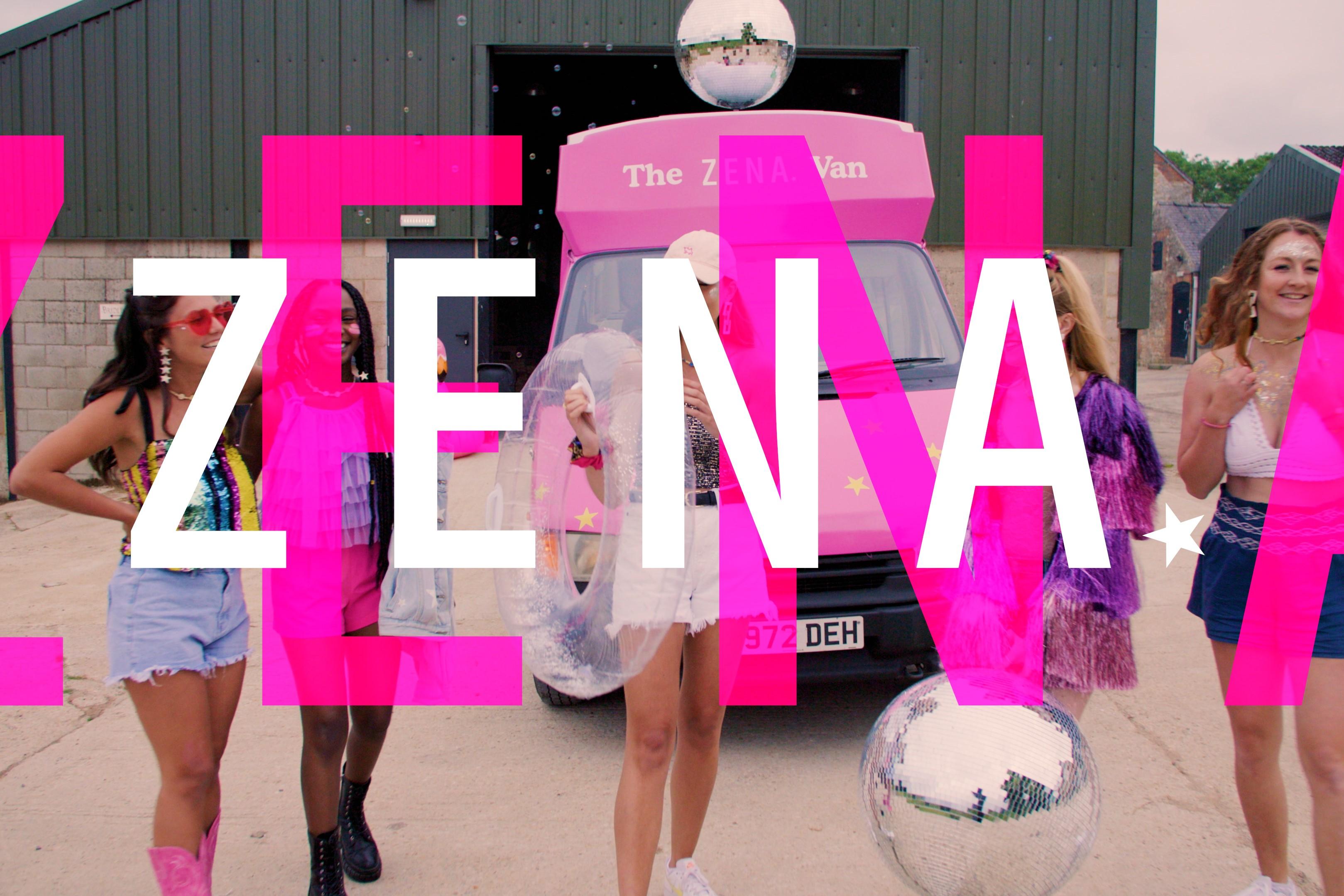 Zena truck launch video