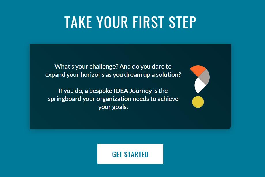 IDEA Journey first steps, written by Stone Barrell