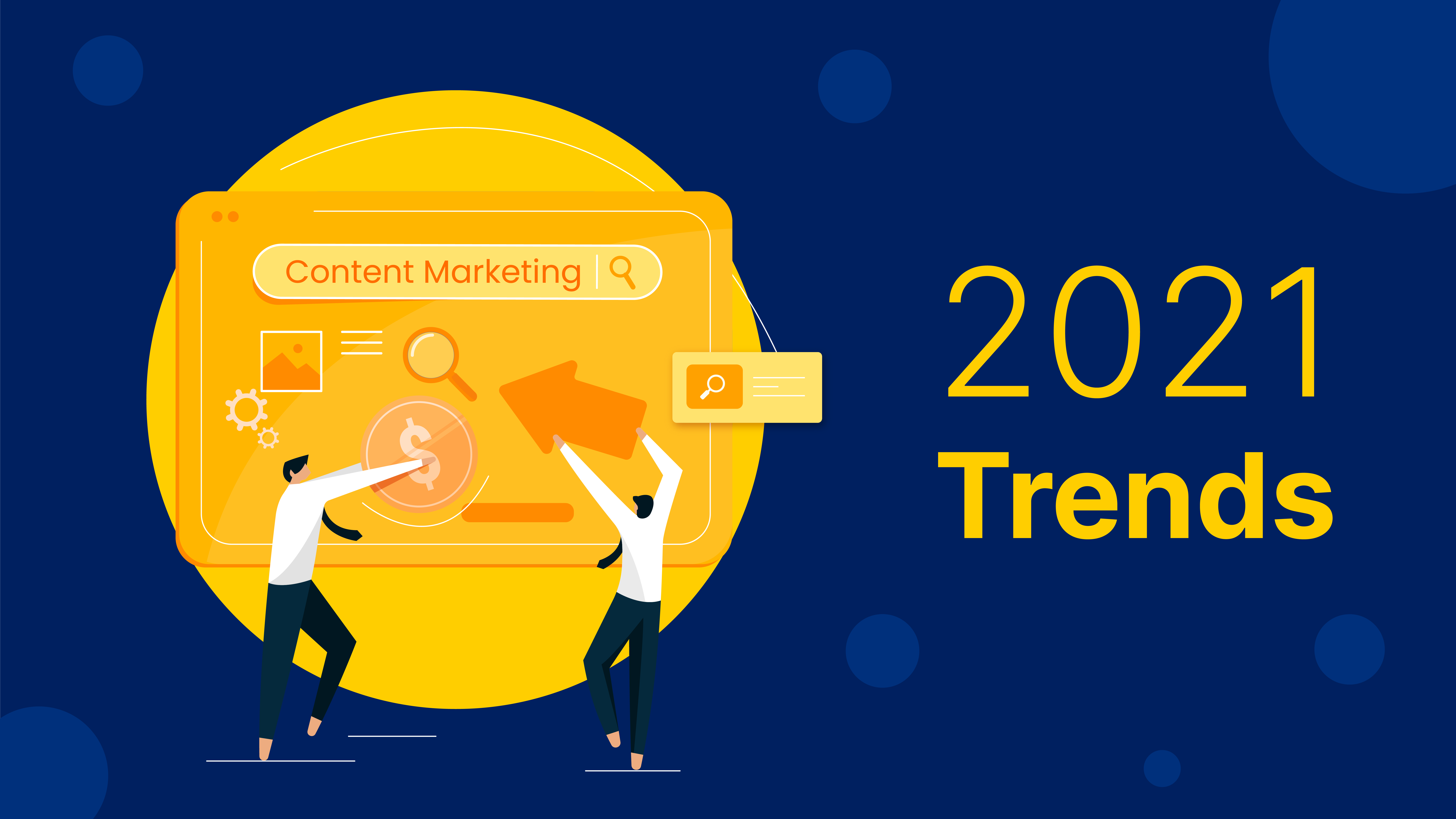 Content Marketing Trends in the post-COVID World