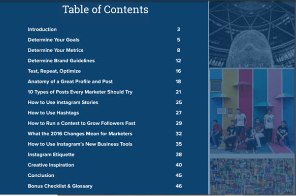 How to use Instagram for Business by Hubspot – An interactive ebook gem!