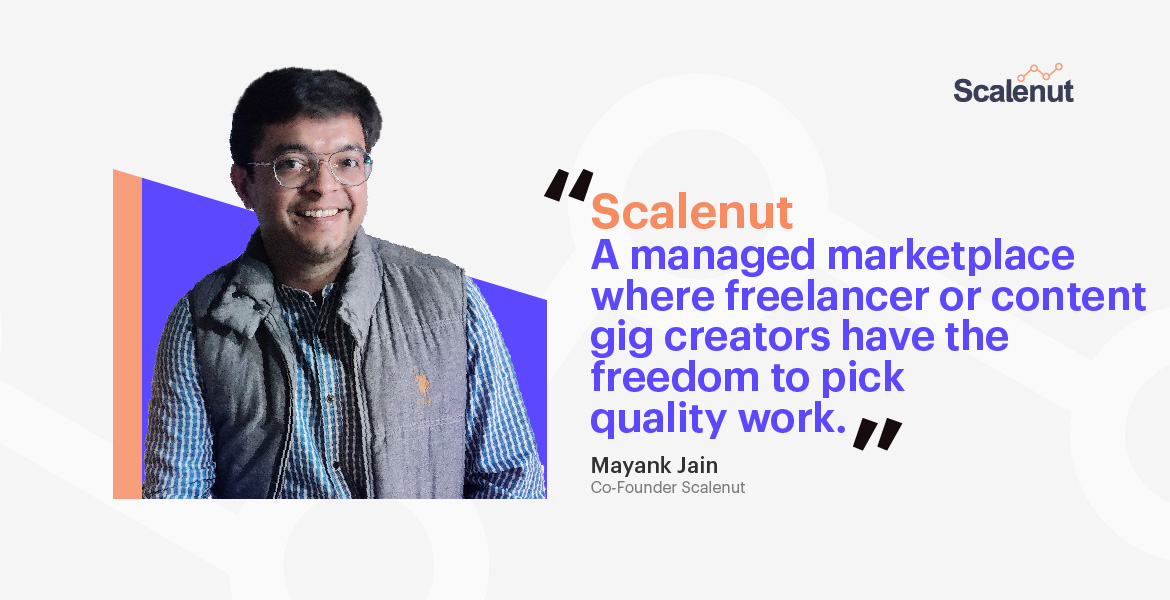 Mayank Jain in conversation with Varun Duggirala on building solutions for the content gig economy