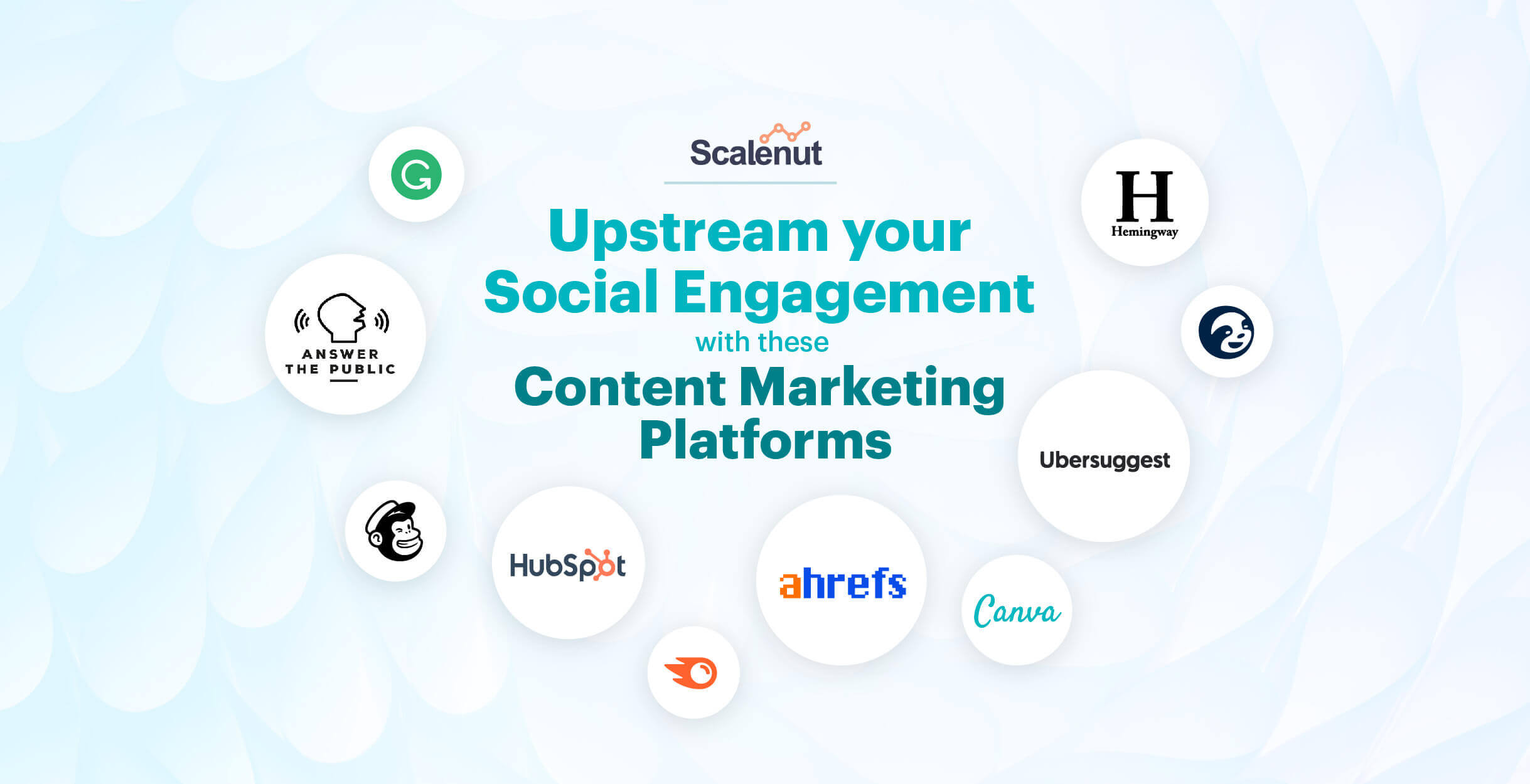 Upstream Your Social Engagement With These Content Marketing Platforms