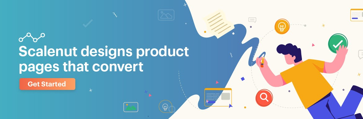 Scalenut designs product pages that convert