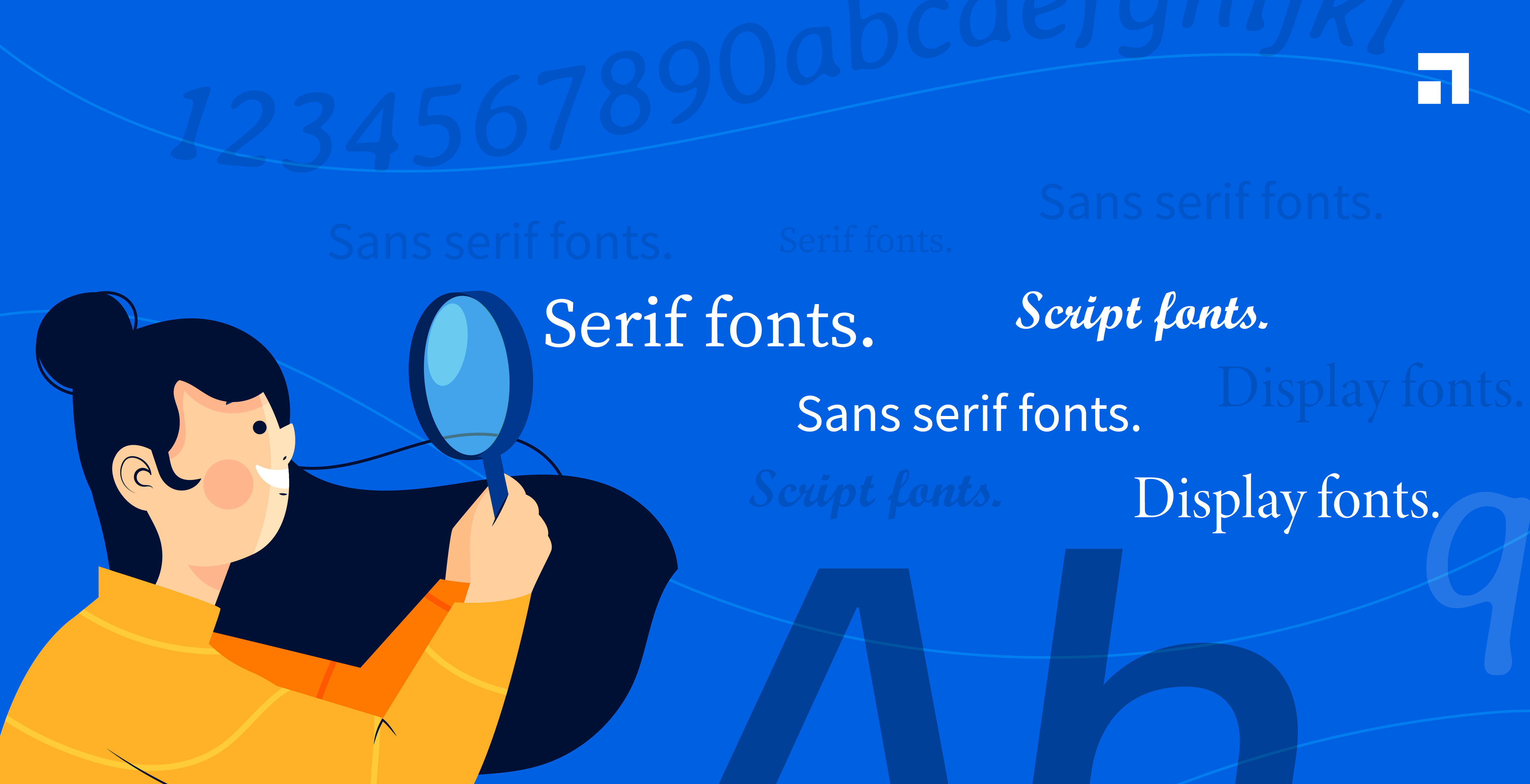 Choosing the Right Fonts for Website – A Guide