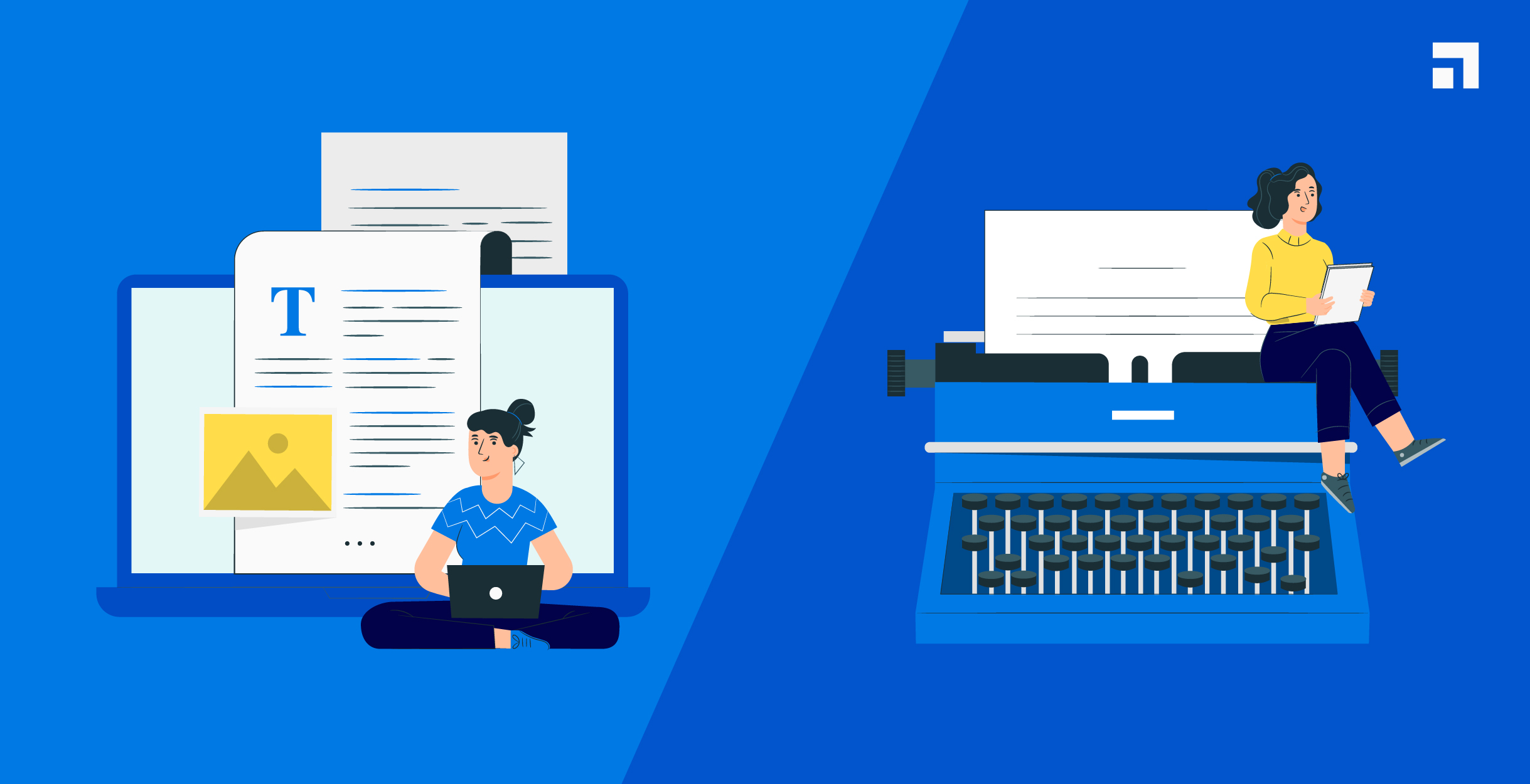 Copywriting vs Content Writing: What are the Differences & Similarities?