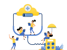 Health of cloud in healthcare businesses