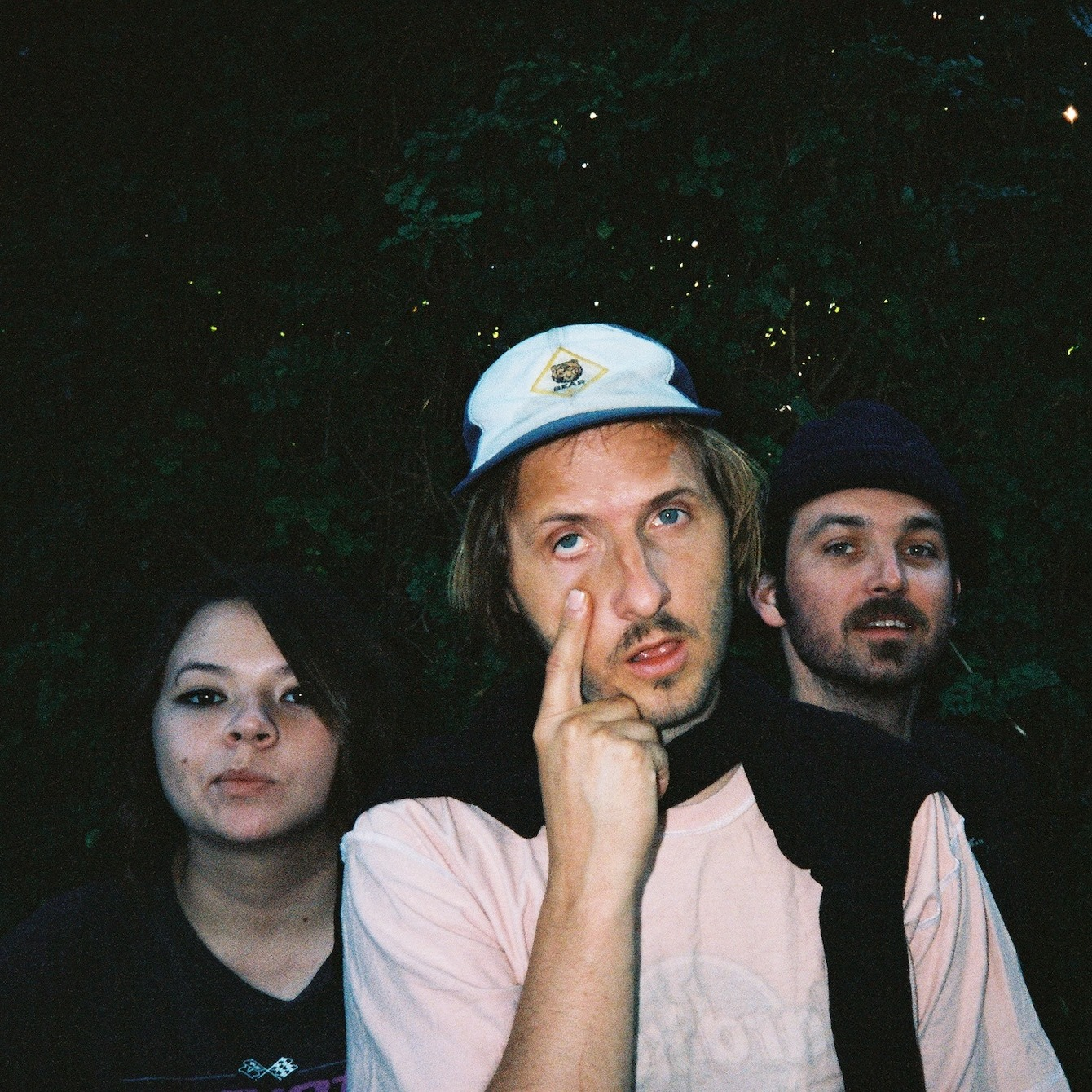 a photo of people in a band called Sego