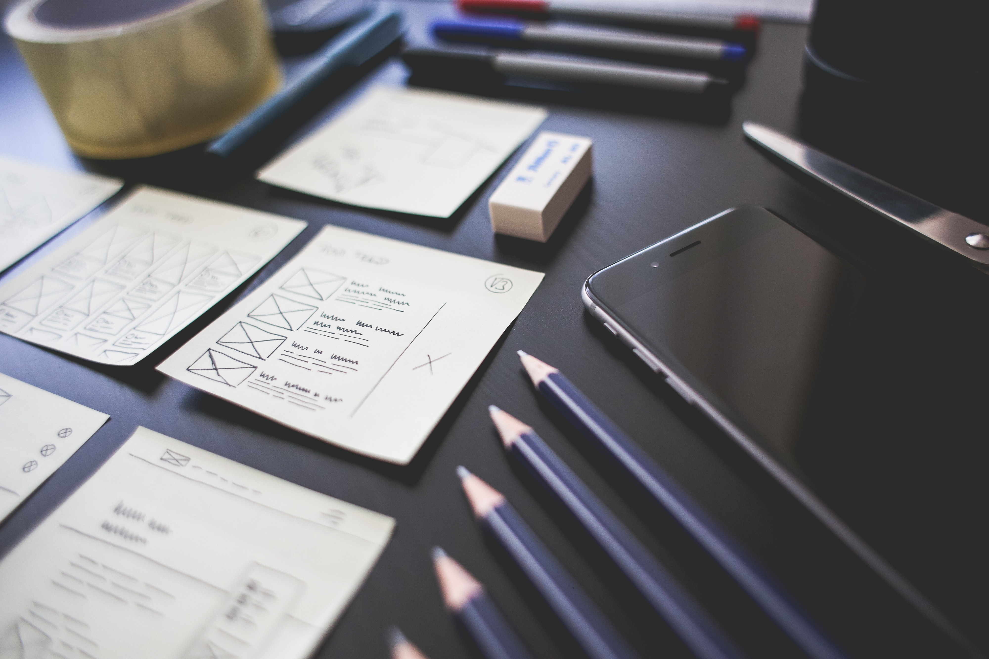 A lot of research goes into a Break the Mould Marketing UX or User Experience Audit
