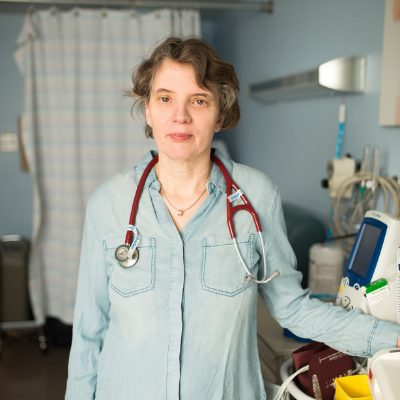 Photo of Dr. Ulrike Meyer