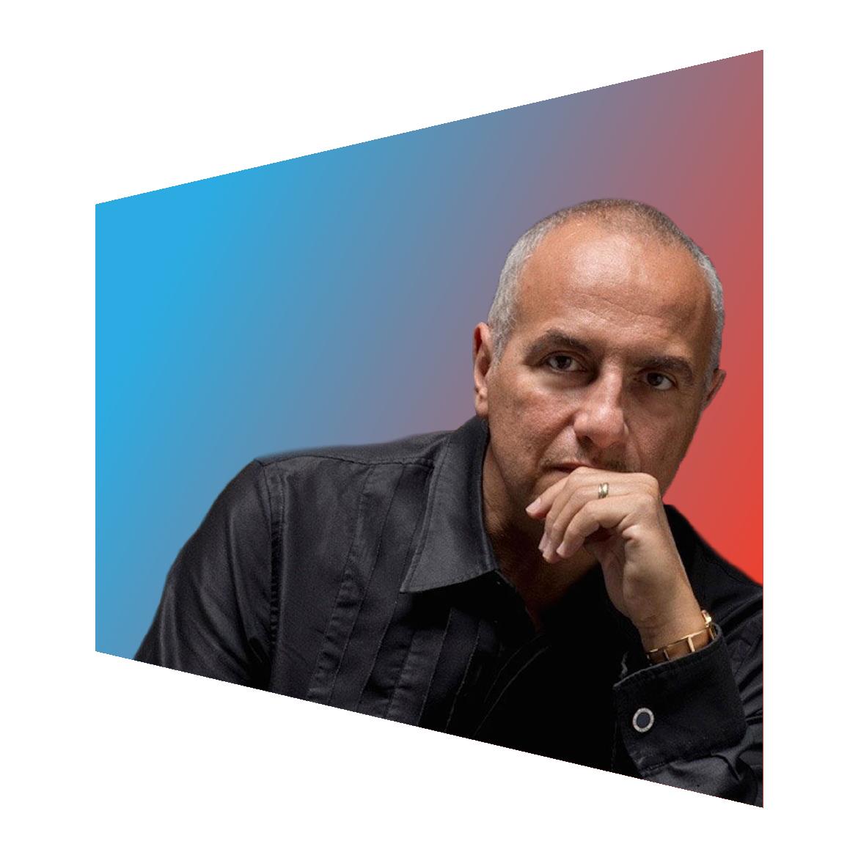 Portrait of Danilo Rea