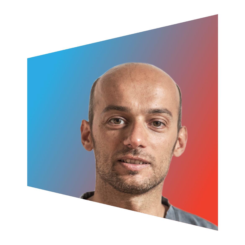 Portrait of Paolo Scoppola