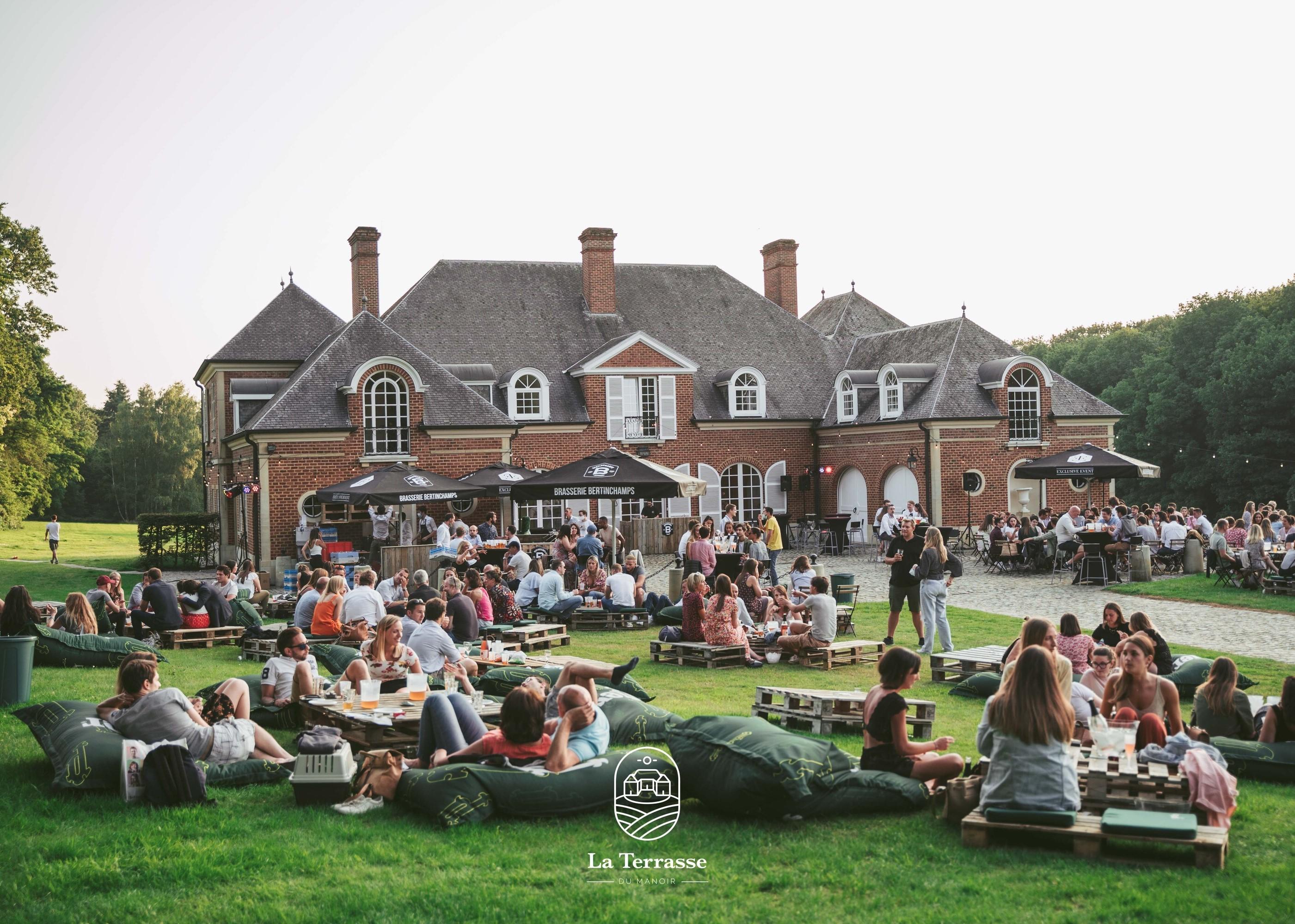 location garden party brabant wallon