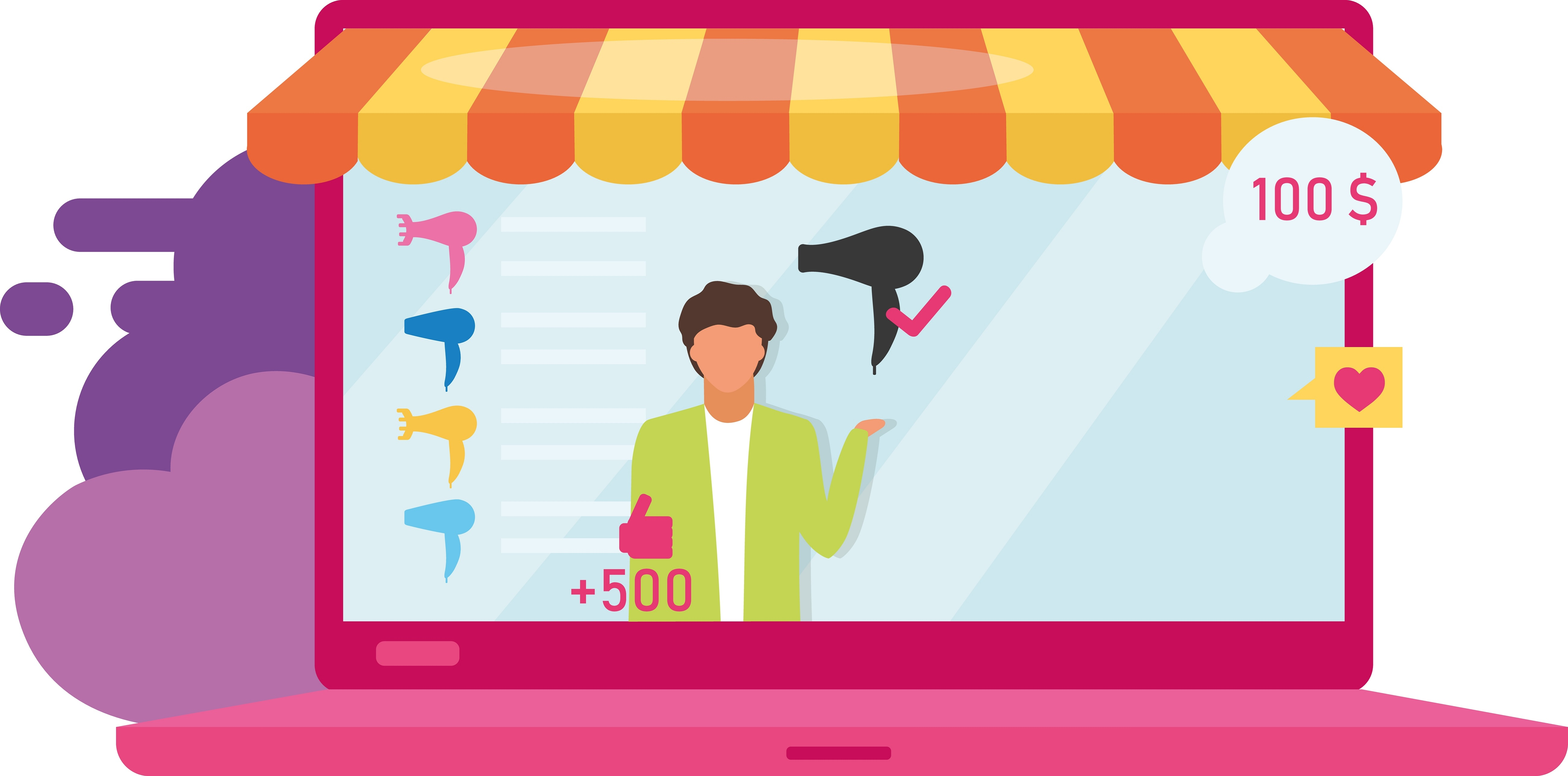 eCommerce product recommendations