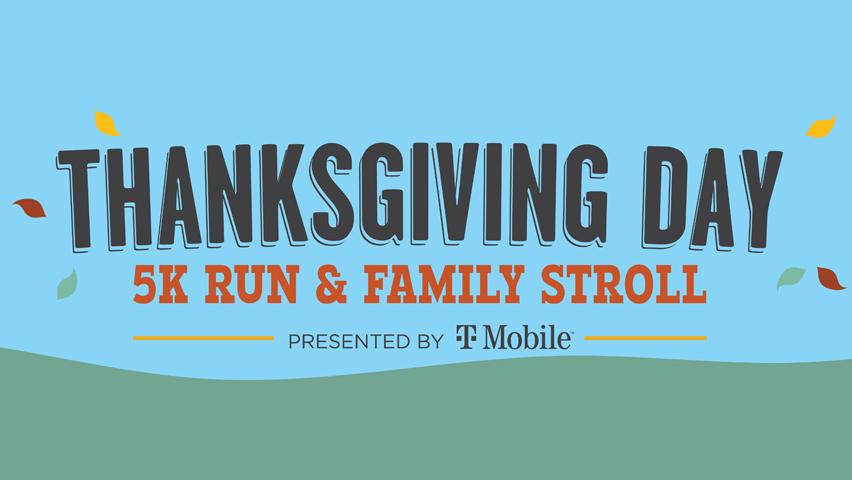 32nd Annual Thanksgiving Day 5K Run & Family Stroll