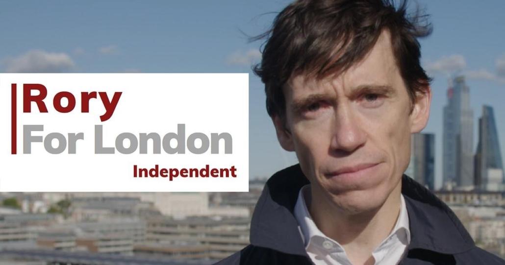 Rory for London Qomon