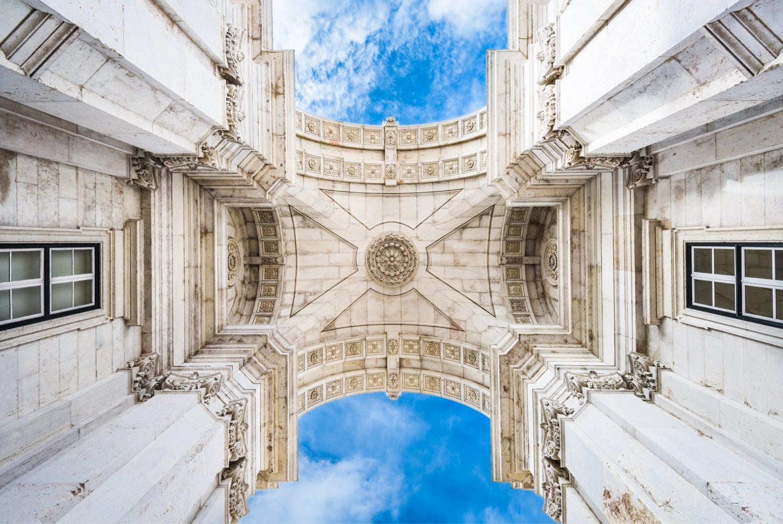 building in lisbon portugal