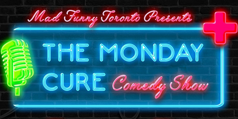 The Monday Cure Eventbrite August 23