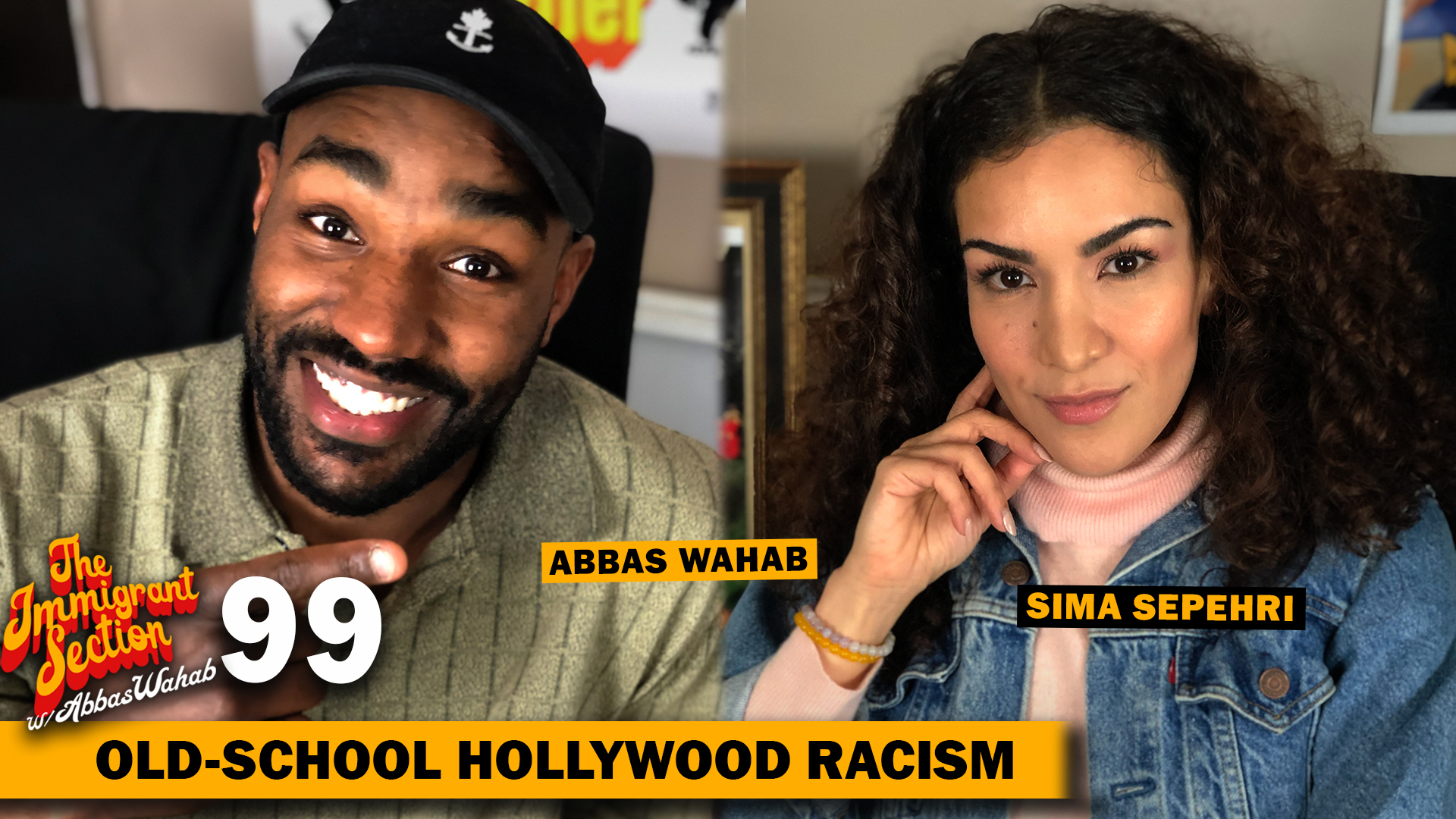Old School Hollywood- The Immigrant Section with Abbas Wahab