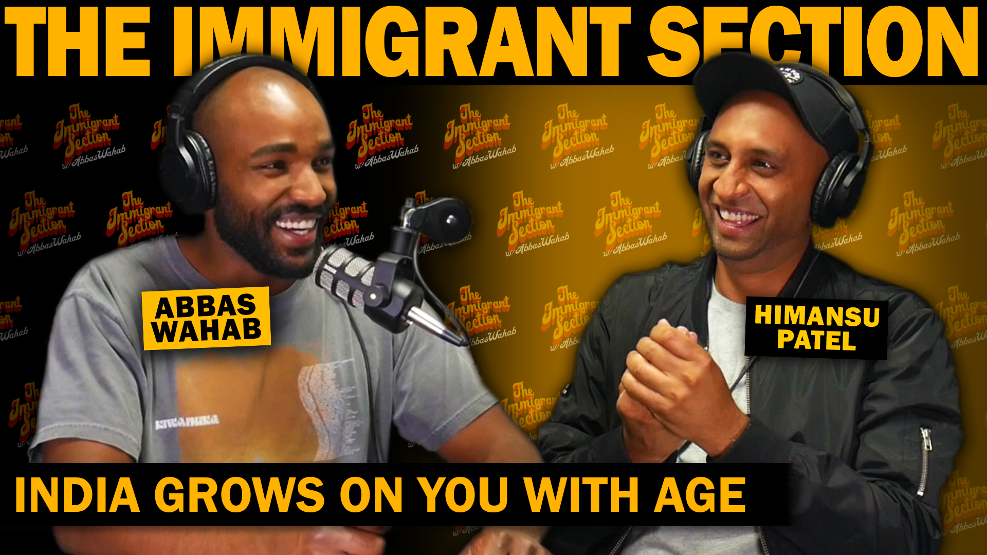 Everyone Will Eventually Look Filipino | The Immigrant Section with Abbas Wahab - 126