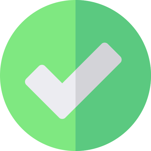 Confirmation Icon. We work together to lock in the best rates.