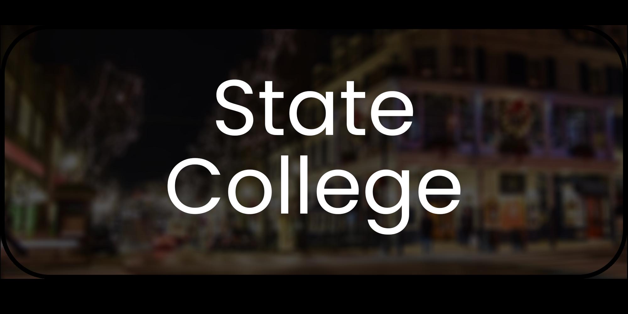State College Location Graphic