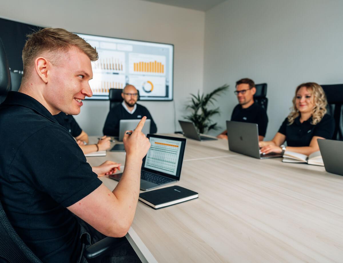 team office image
