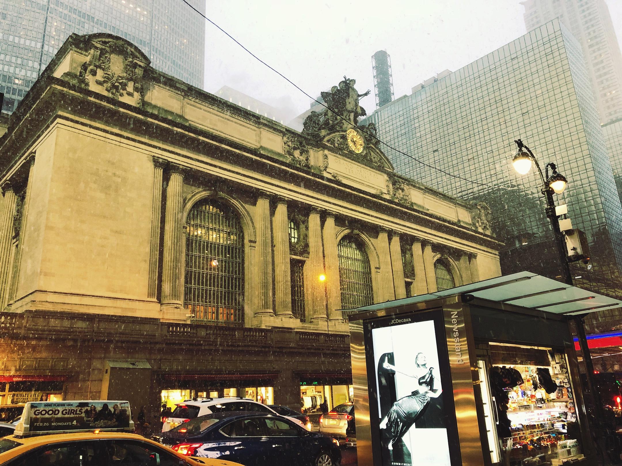 Photo - New York in Rain