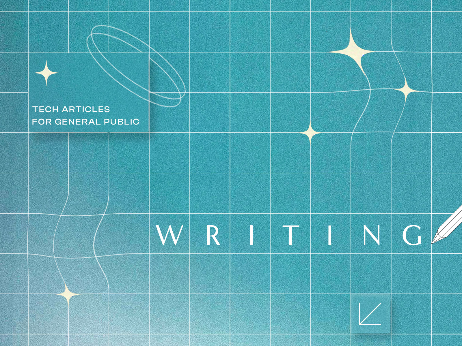 Writing sample covers