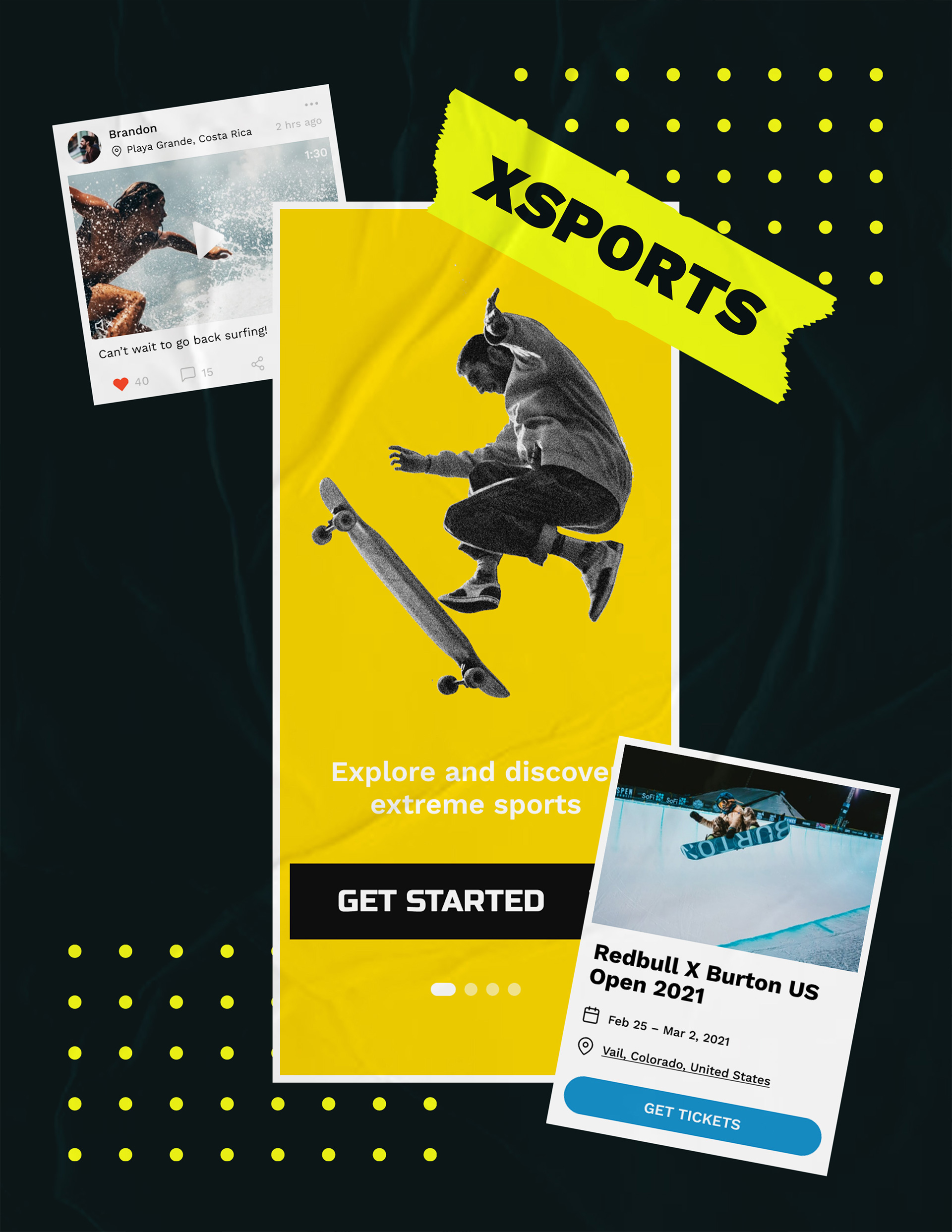 XSPORTS app cover