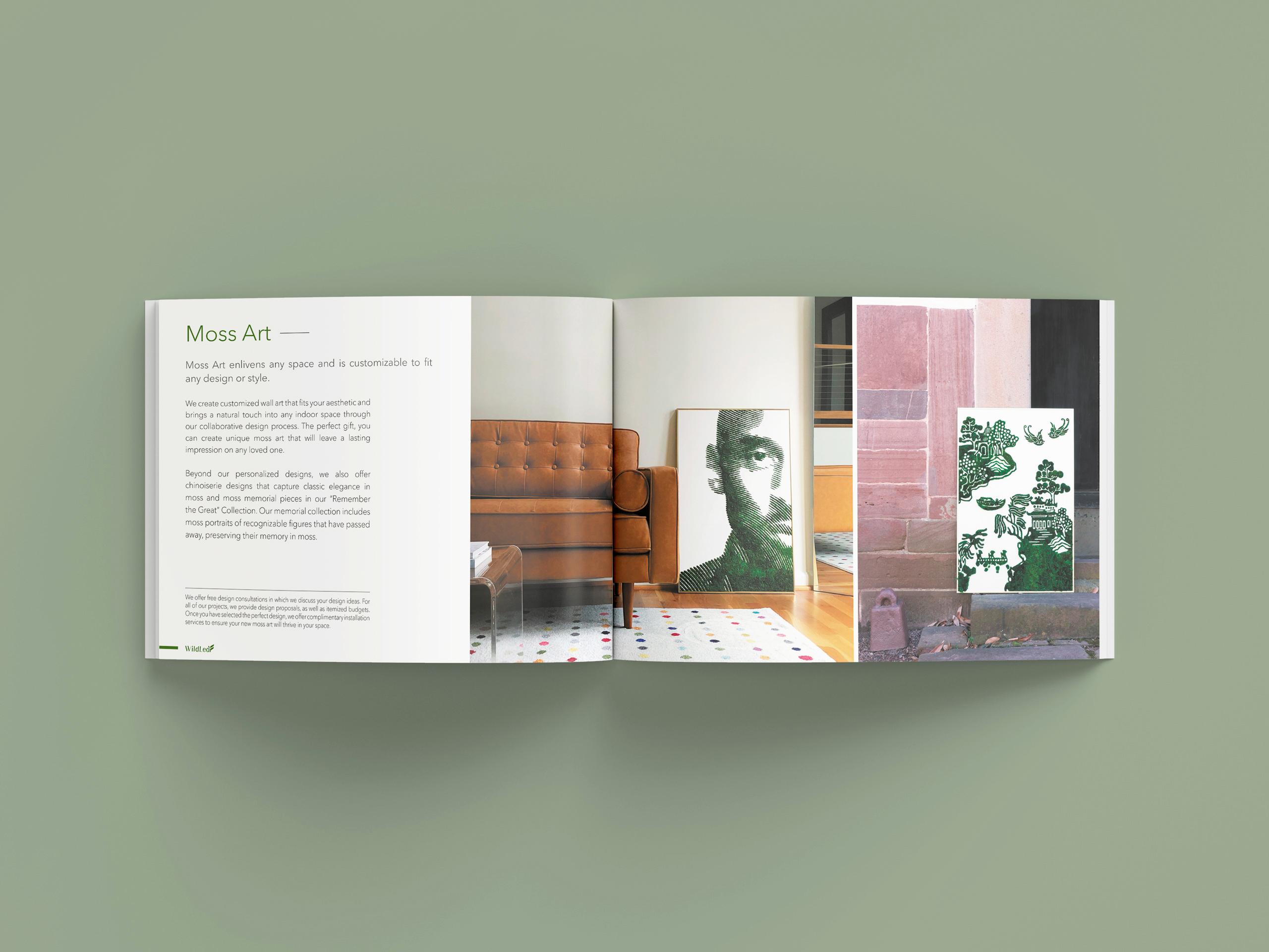 WildLeaf Brochure