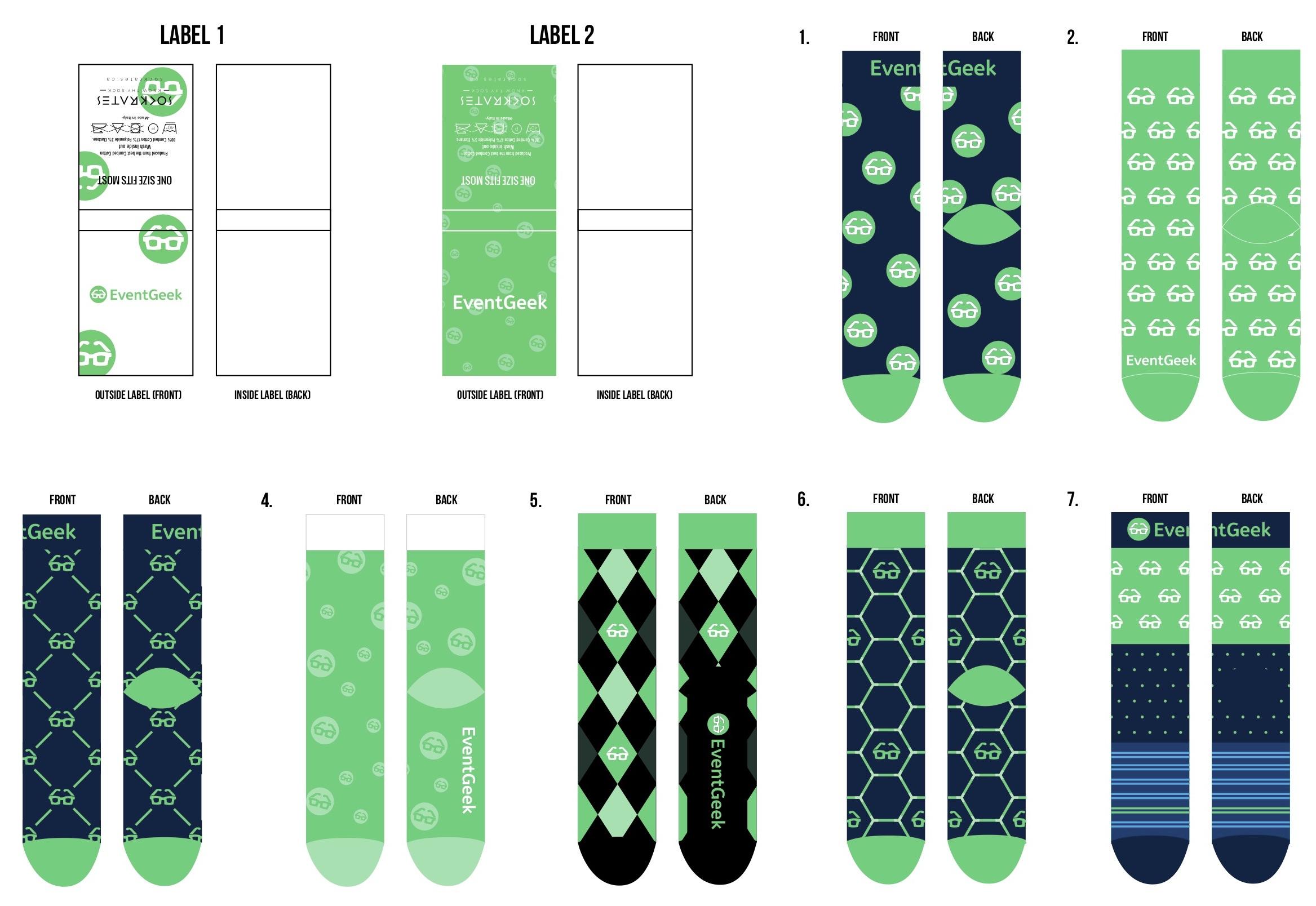 EventGeek sockboard ideas by Sockrates