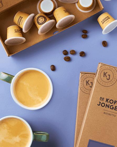 Case - De koffiejongens