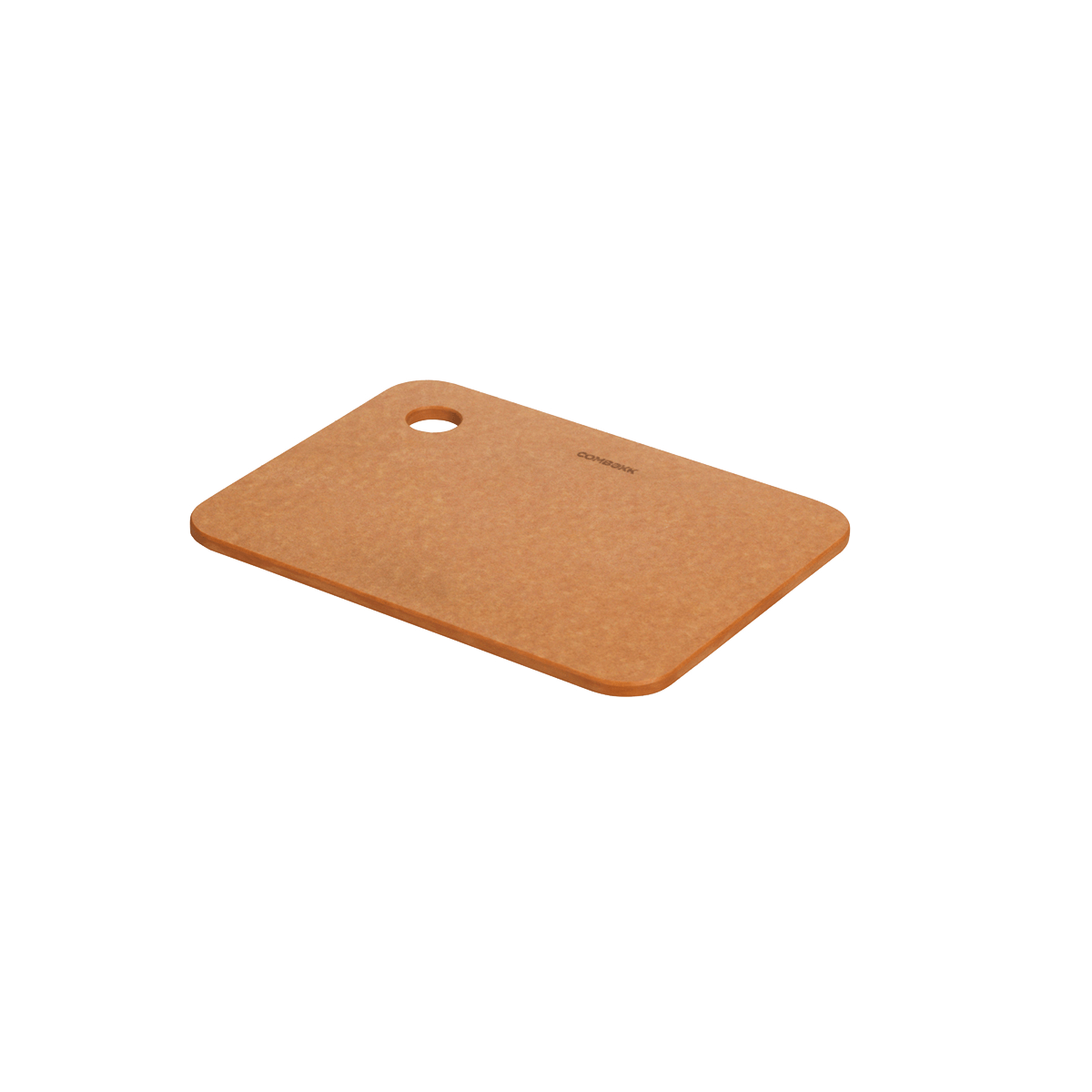 Recycled paper cutting board natural 15 x 20
