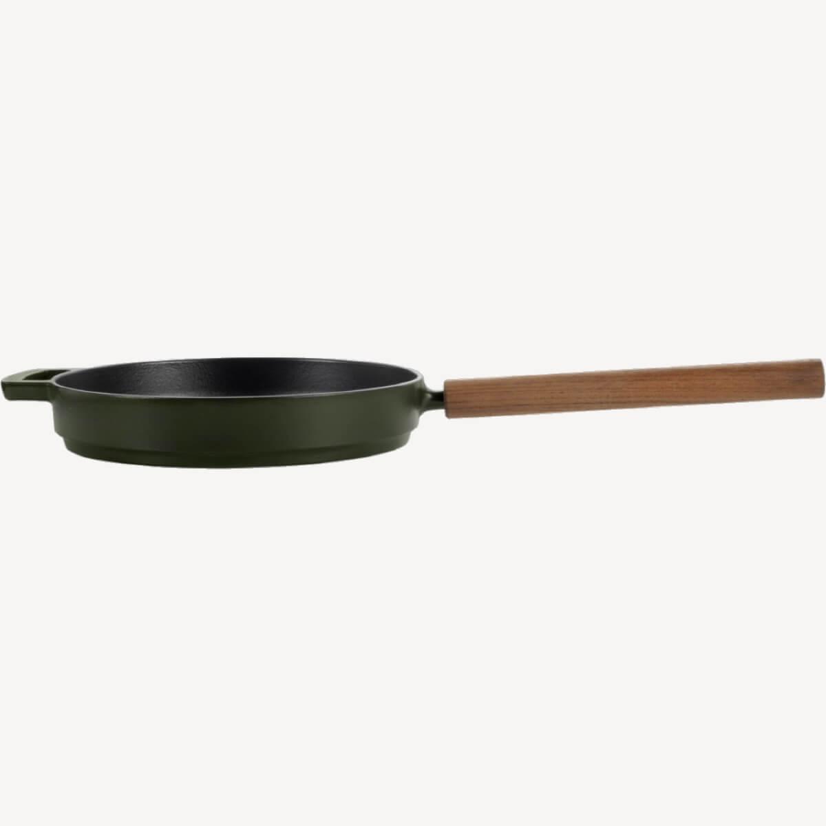 Fry Pan Green 28CM