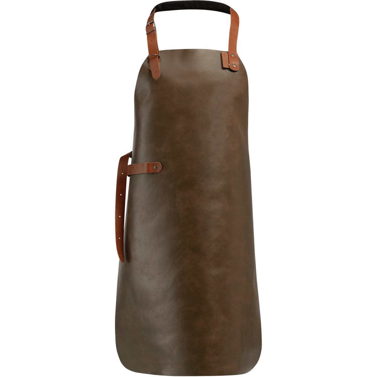 Leather Apron Rust